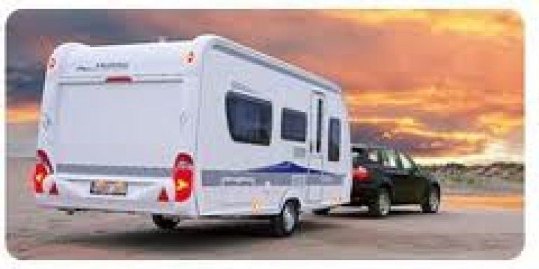 Vinter-opbevaring af campingvogn