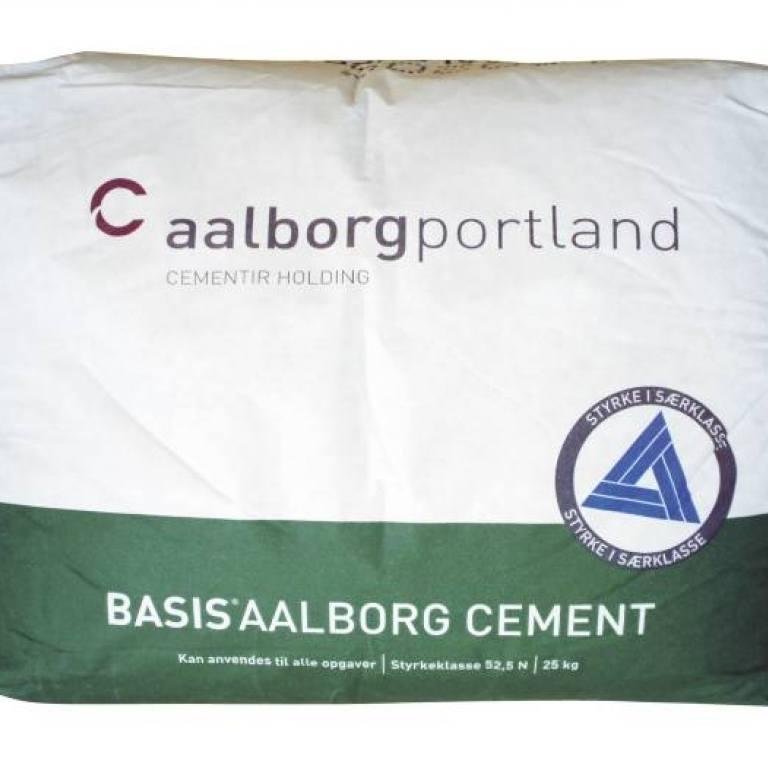 Betonvarer, Cement og Mørtel