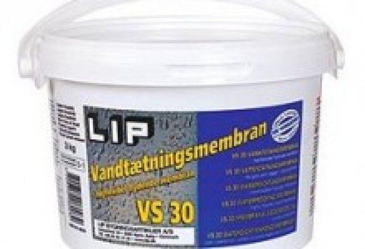 Lip vs 30 vandtætningsmembran 12kg