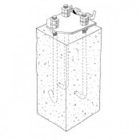 Underbeslag til betonfundament