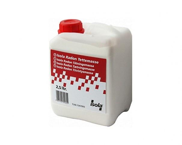 Radon tætningsmasse 2,5ltr KLAR til brug