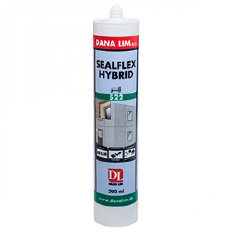 Sealflex Hybrid 522 Fugemasse 290ml...