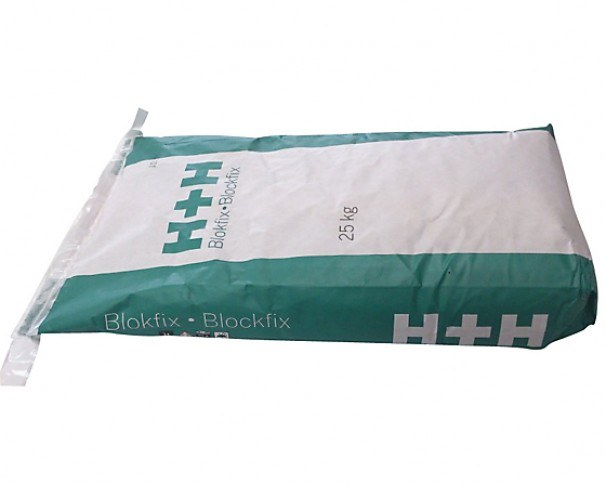 H+H Blokfix 25kg