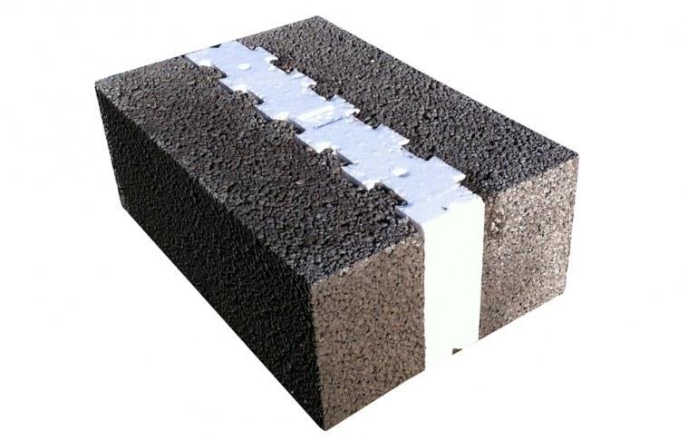Leca termoblokke 45x19x49cm