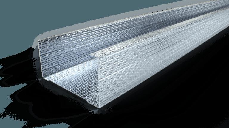 Stållægte ER 70mm Findes i flere længder