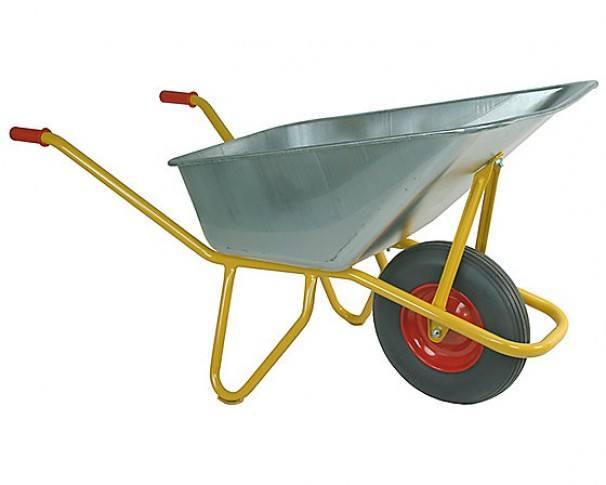 Mørtelbør 110ltr Ravendo PUNKTERFRI hjul