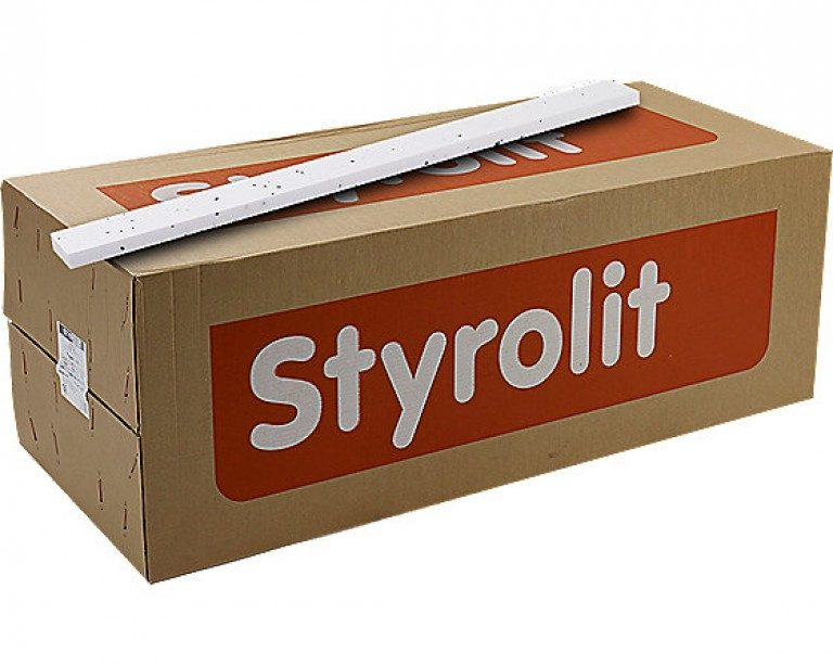 Styrolit strimmel S80 50x190x1200mm