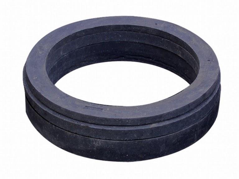 Topring t/brønd Ø600mm x 0,5-1,5cm...