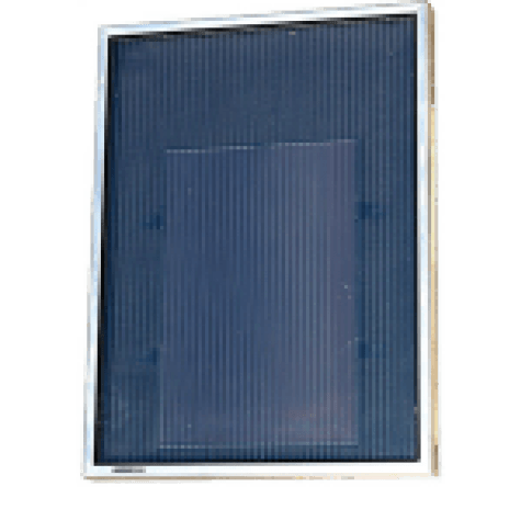 SolarVenti SV3 med vægsæt & afbryder
