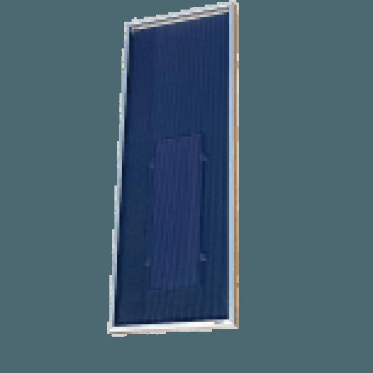 SolarVenti SV14 med vægsæt og afbry...