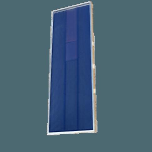 SolarVenti SV30 med vægsæt og regulator