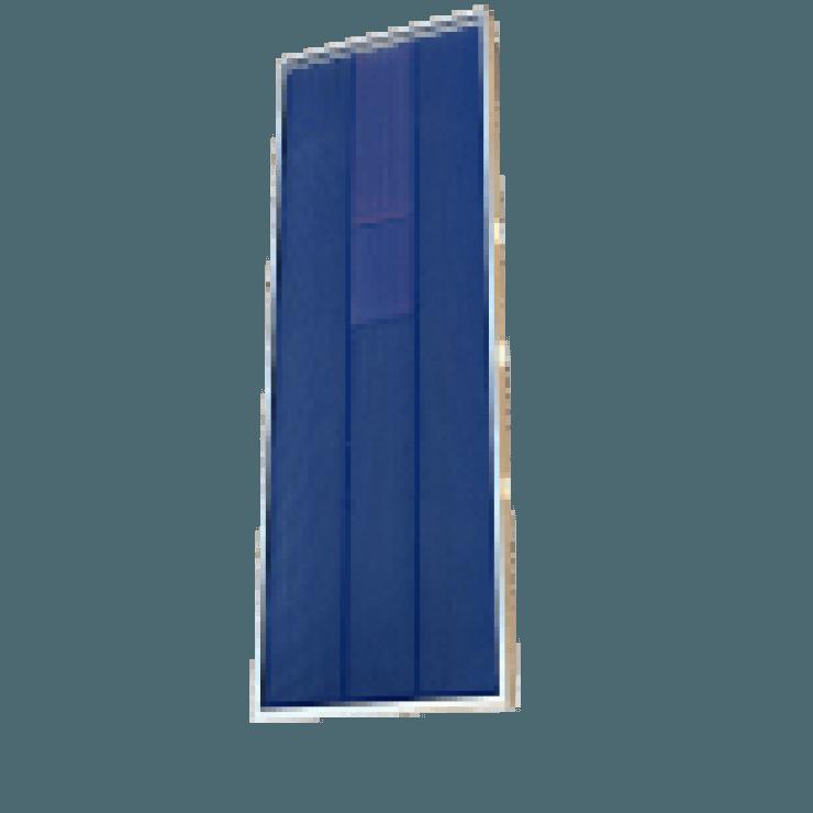SolarVenti SV30 med vægsæt og regul...