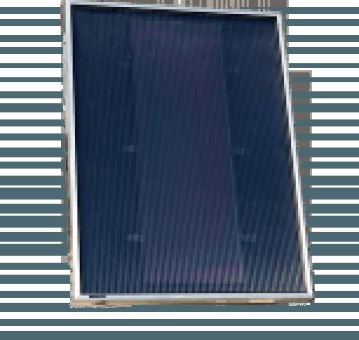 SolarVenti SV7 med vægsæt og regulator