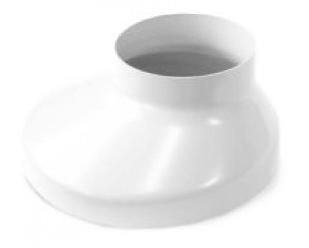 Plastmo brøndkrave HVID