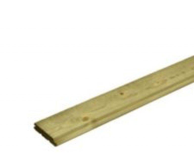 Trykimprægneret træ - Alt i trykimprægneret træ i flere dimensioner