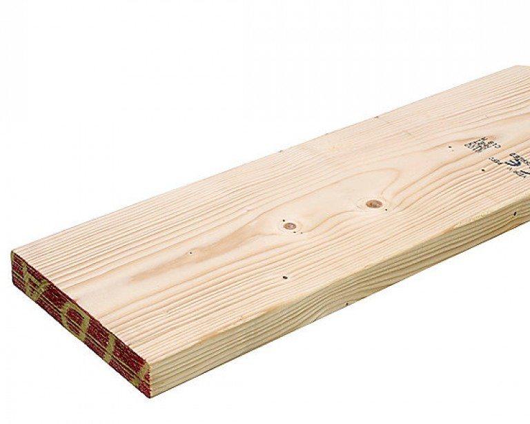 47x150mm T1 Spærtræ, hvl (45x145mm)...