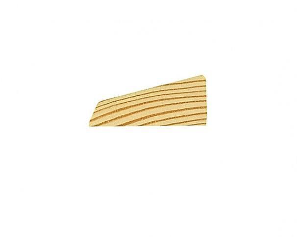 15x27mm Sandliste/skureliste