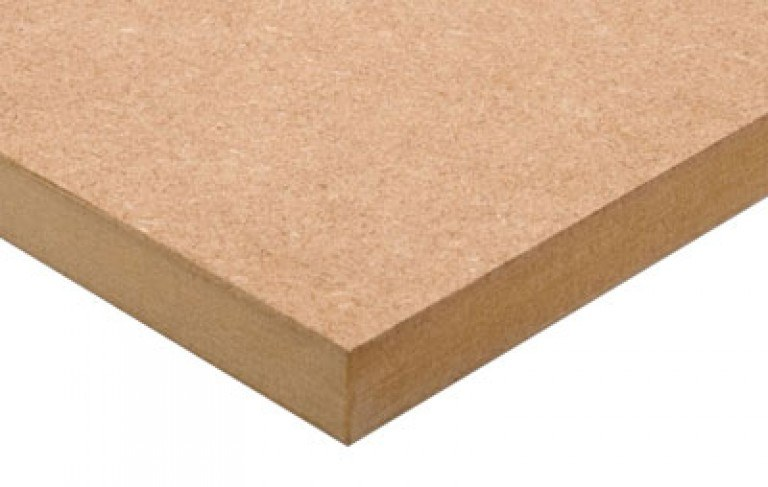 MDF  standard plade 1220x2440mm