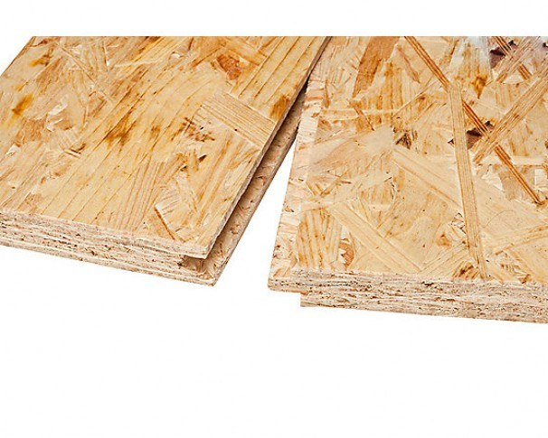 "OSB/3 TG2 fer/not ""halve plader"" 610x2440mm"