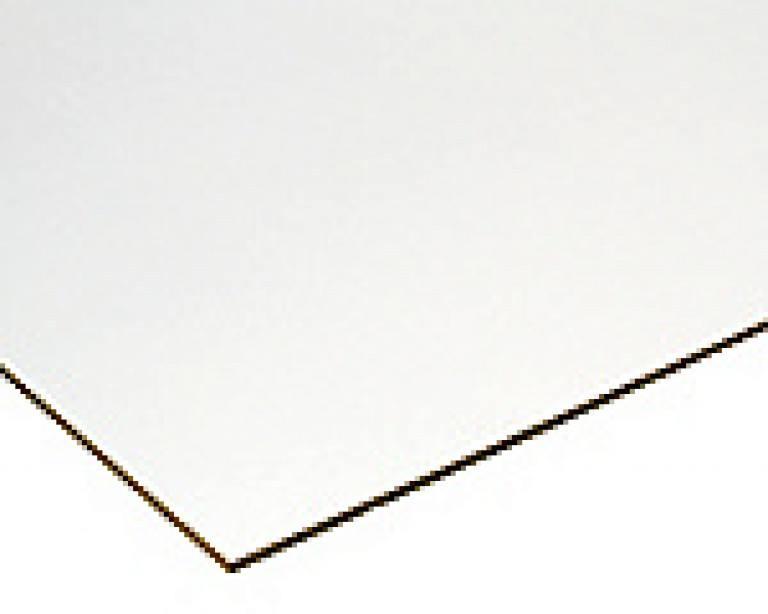 Spånplade melamin Hvid 16x1220x2500...