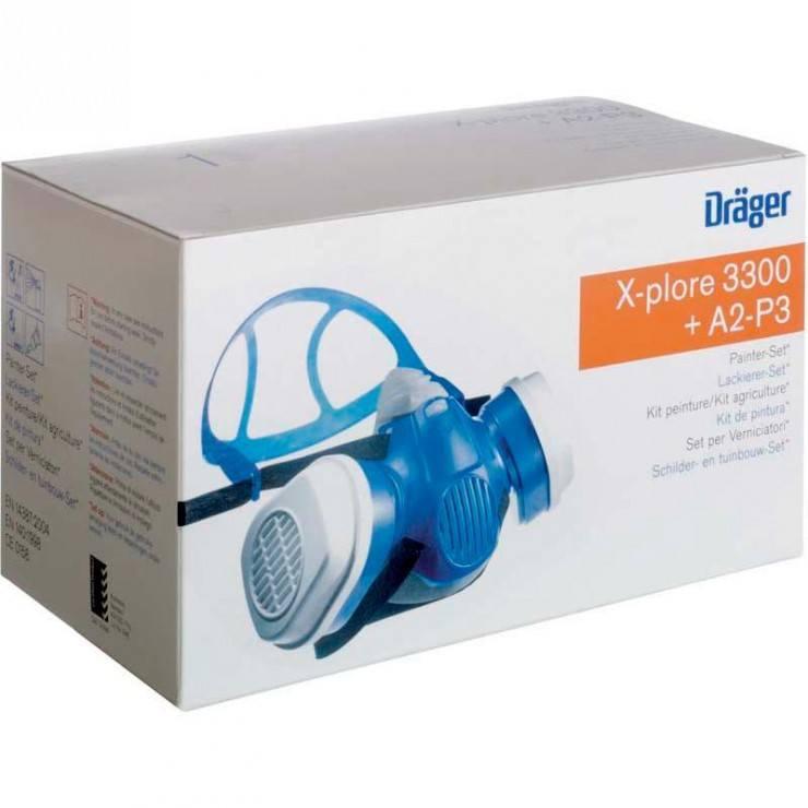 Åndedrætsværn m/ filter