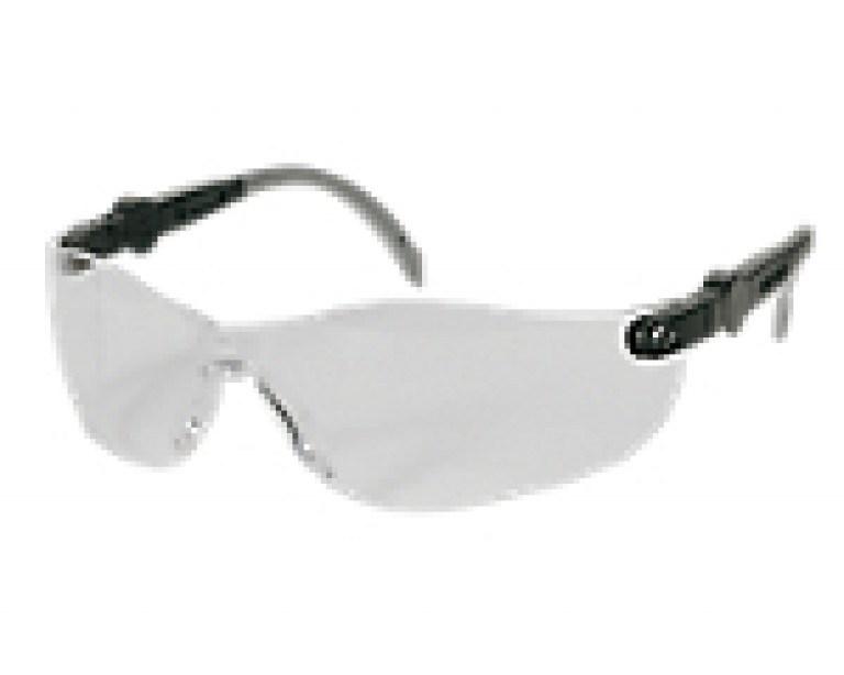 Sikkerhedsbriller m/ klar glas