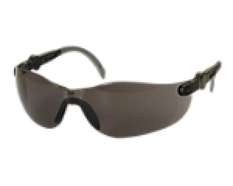 Sikkerhedsbriller m/ mørkt glas