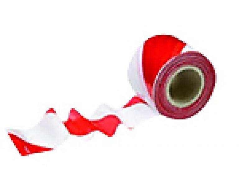 Minestrimmel rød/hvid 500mtr