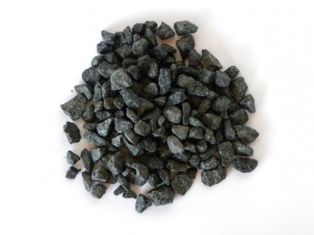 Granitskærver sort løsvægt. KUN TIL AFHENTNING